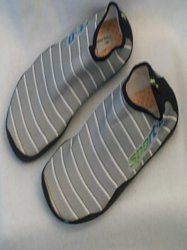 Sport-D Gray/White Watershoes