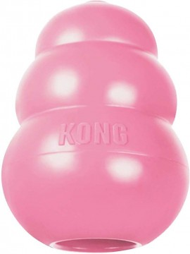 KONG Puppy Dog Toy, Color Varies
