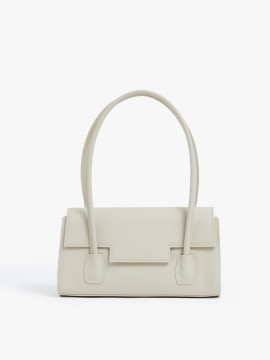 Classic Structured Baguette Bag